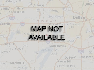 Placeholder map with text: Map not available
